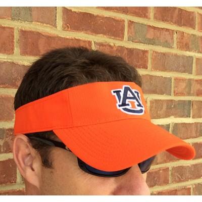 Auburn Coach Orange Visor