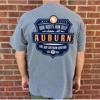 Auburn Shield Comfort Colors