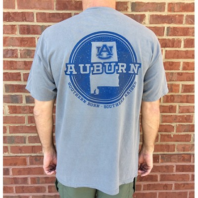 Auburn Stamp Comfort Colors
