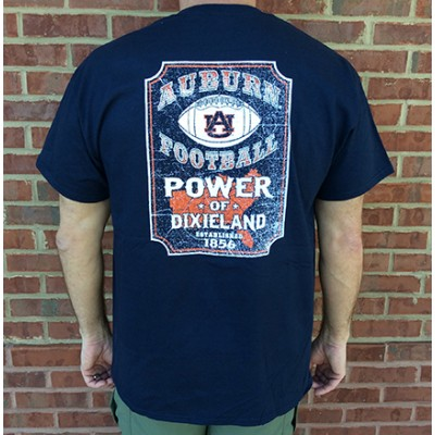 Power Dixie Navy Shirt