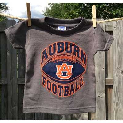 Auburn Toddler Football Shirt