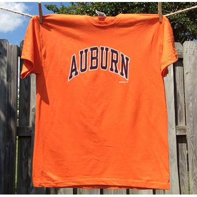 Auburn Youth Orange Shirt