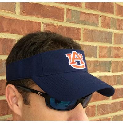 Auburn Coach Navy Visor