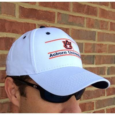 Auburn White Game Cap